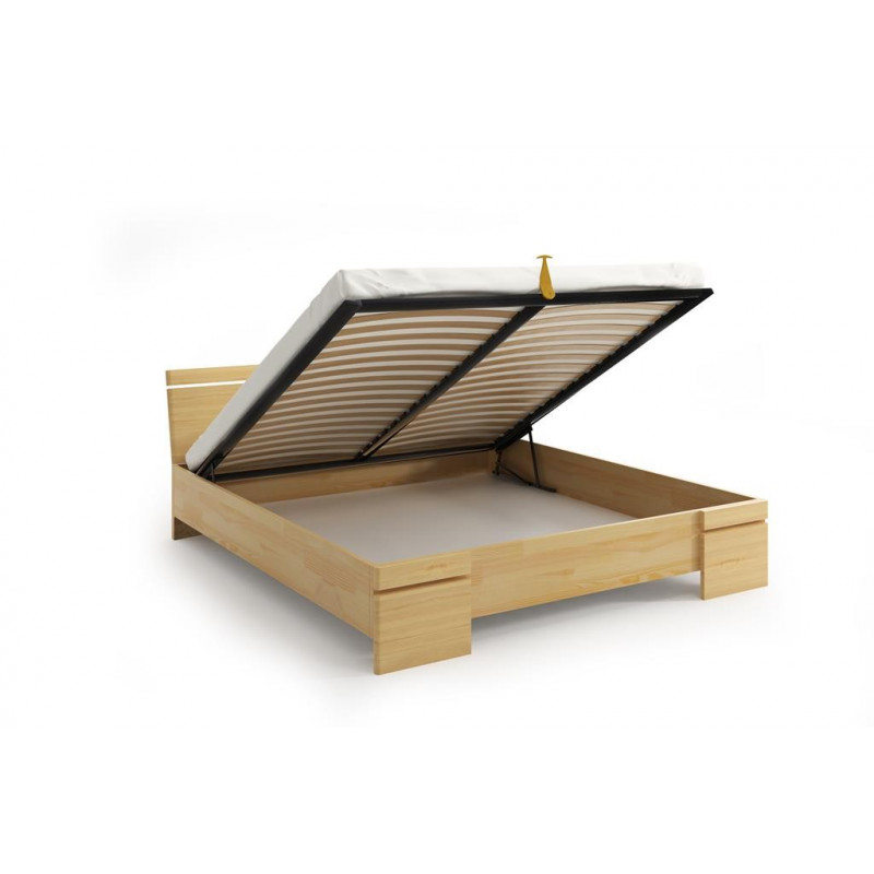 Łóżko do sypialni SPARTA Maxi&ST 160x200