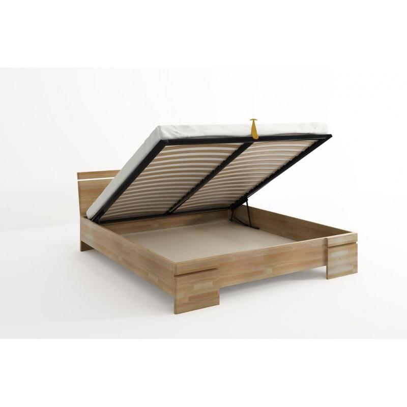 Łóżko bukowe SPARTA Maxi&ST