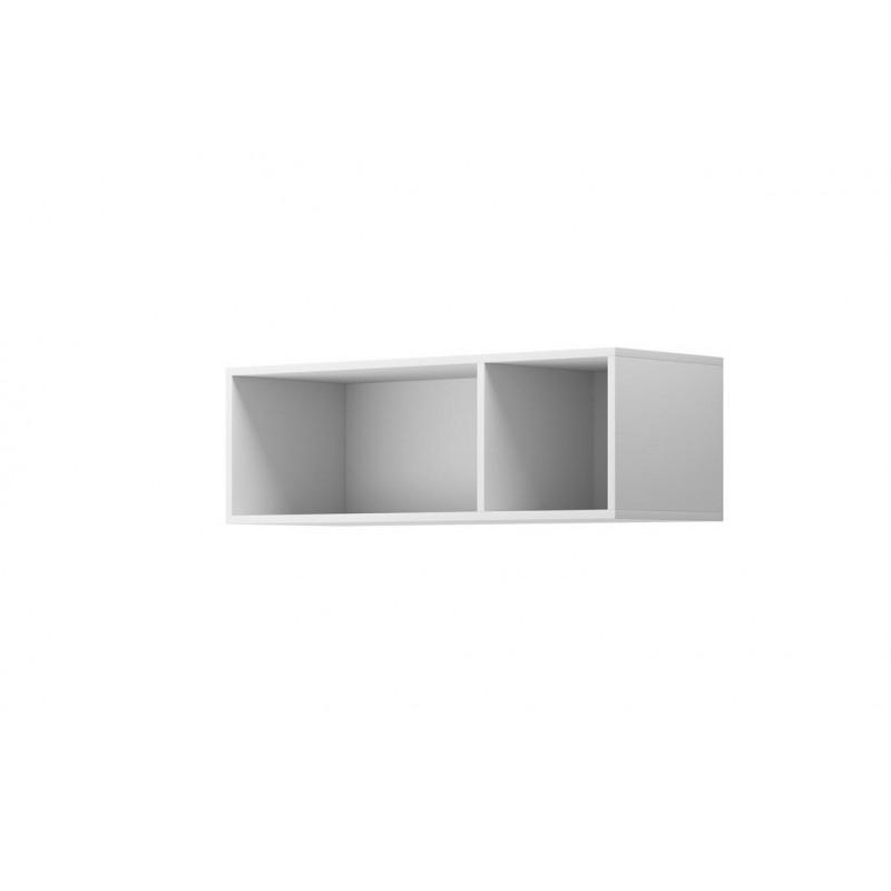 ENJOY - Regał wiszący otwarty ER90 Biały