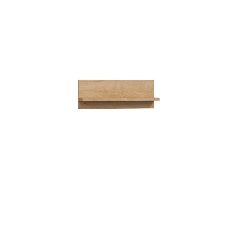 NATURAL - Półka wisząca N11 - ribbeck
