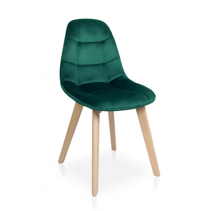krzesło Sofia Velvet zielony