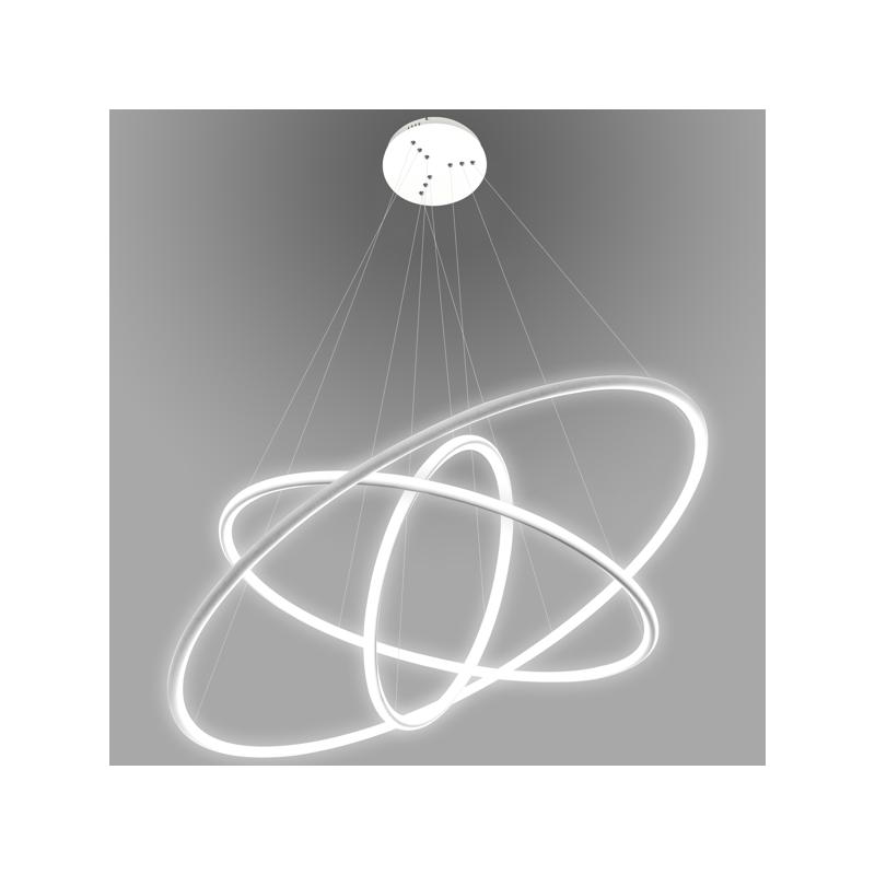 Altavola Design: Lampa wisząca Ledowe Okręgi No.3 in 3k ściemnialna