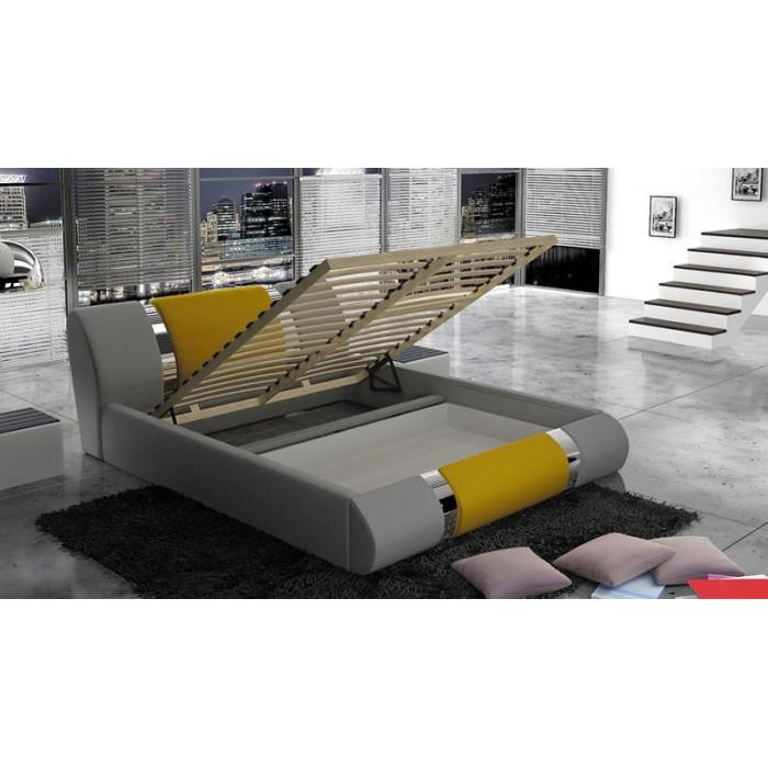 Łóżko małżeńskie ATLANTIS 140x200 dwuosobowe