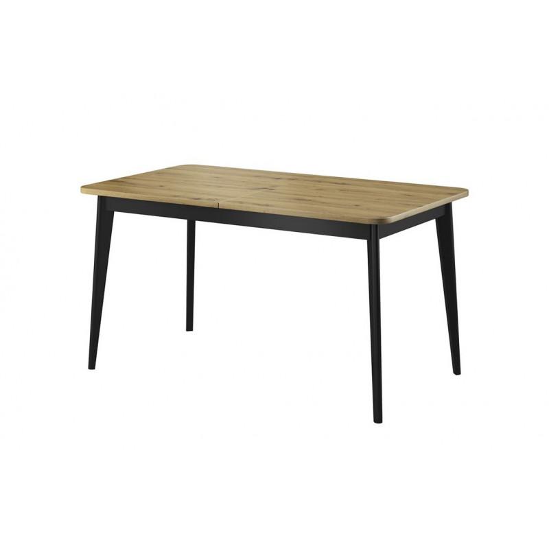 NODIS -  Stół PST140 rozkładany dąb artisan