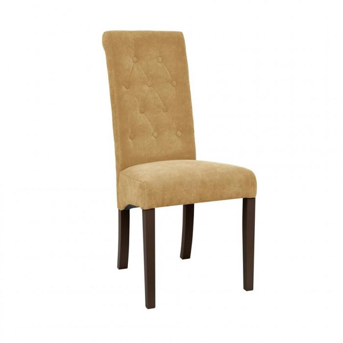 Wysokie krzesło tapicerowane RETRO