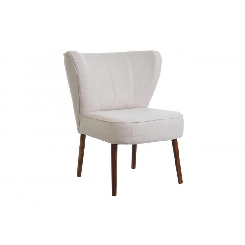 Fotel tapicerowany CLUB z wygodnym siedziskiem i oparciem