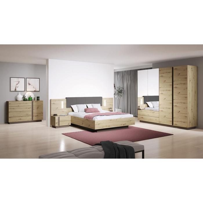 ALTO zestaw mebli do sypialni