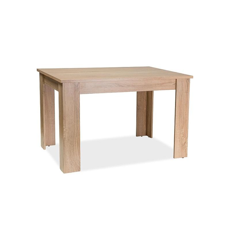 Stół 6-cio osobowy Avis w kolorze dąb sonoma 120x80