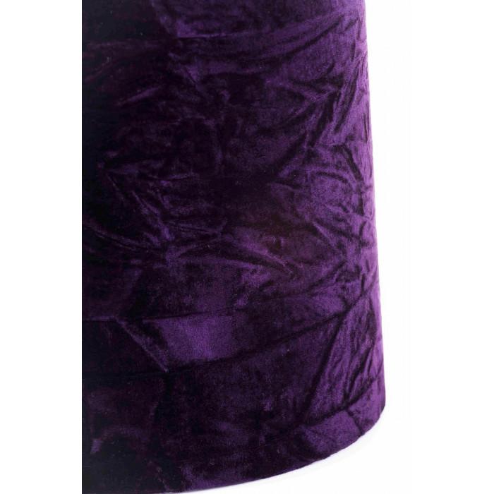 Abażur do lamp - królewski aksamit Aluro L