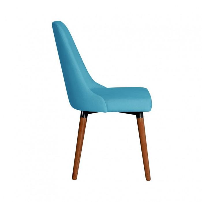 Wygodne krzesło tapicerowane LAUREN