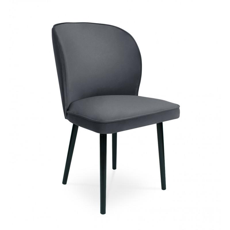 Krzesło RINO ciemny szary / PA06