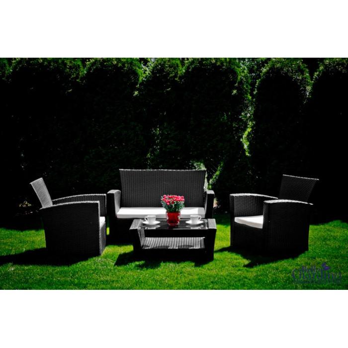 Elegancki zestaw ogrodowy UNICO