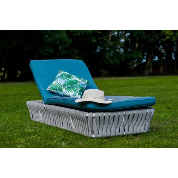 Eleganckie łóżko ogrodowe CORDA