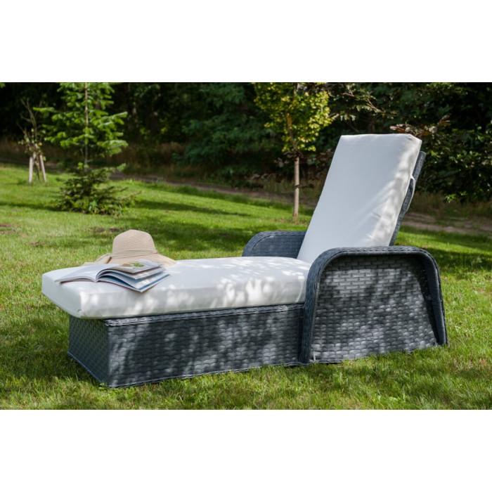 Eleganckie łóżko ogrodowe MATTO