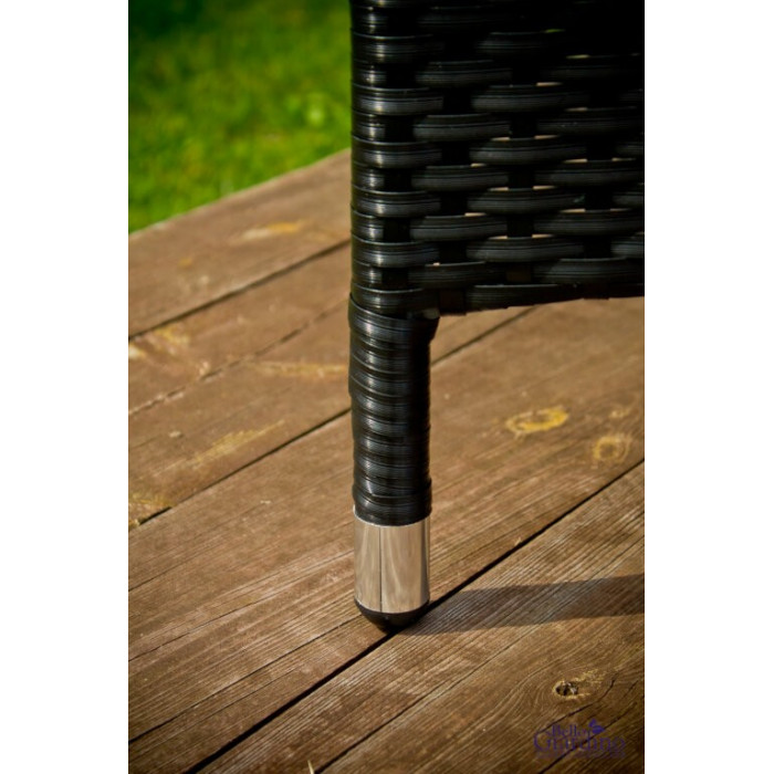 Krzesło CAPITALE / czarny