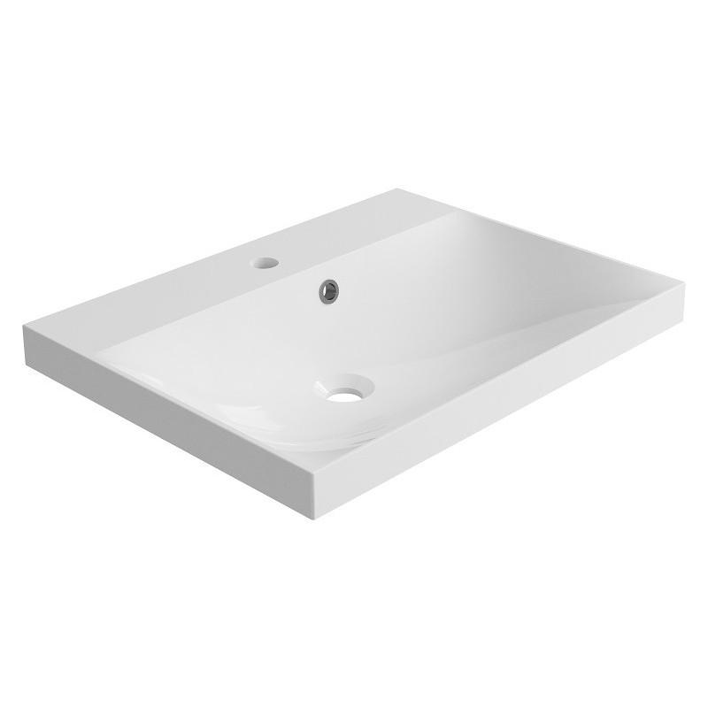 Umywalka meblowa DAISY 610C - biała