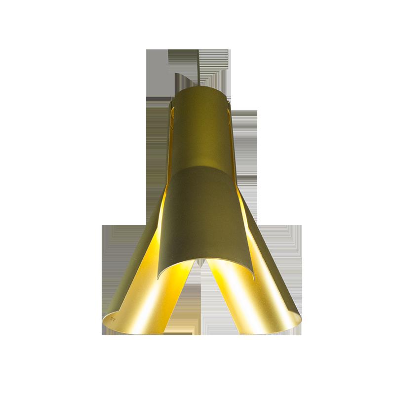 Origami Design No.1 - Chrom || Coffee || Złoty