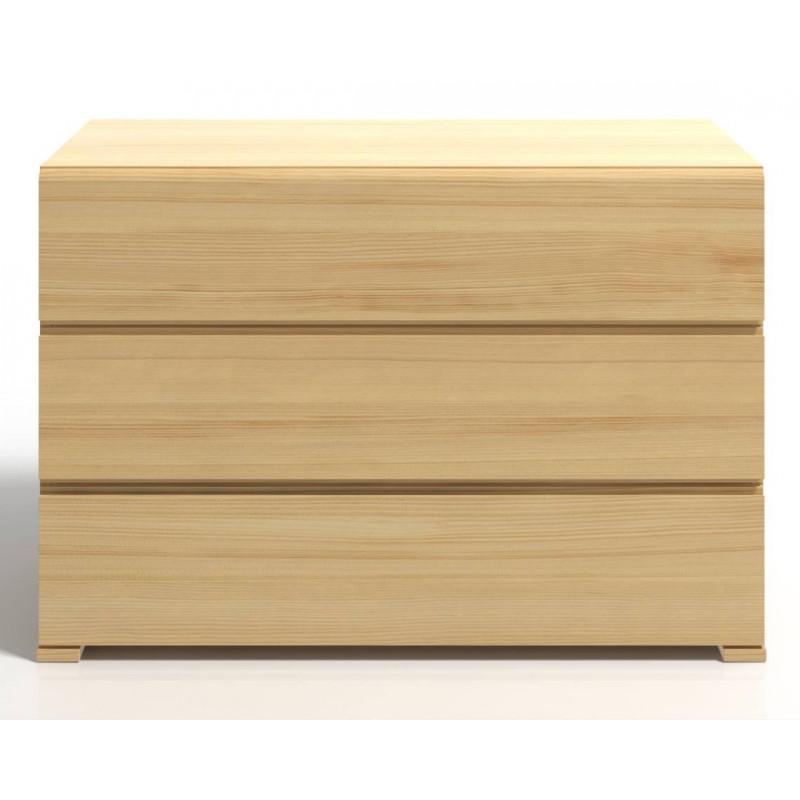 Komoda sosnowa Skandica VESTRE 3 szuflady