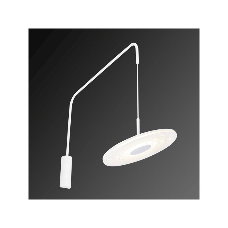 ALTAVOLA DESIGN: Minimalistyczny kinkiet LED – VINYL W - kinkiet