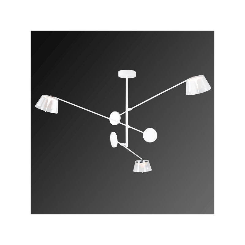 ALTAVOLA DESIGN: Designerska lampa LED wisząca – SIMPLICITY 3 - lampa wisząca