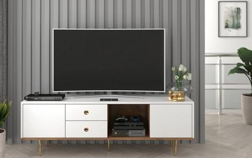 Jak prawidłowo wybrać szafkę pod telewizor?